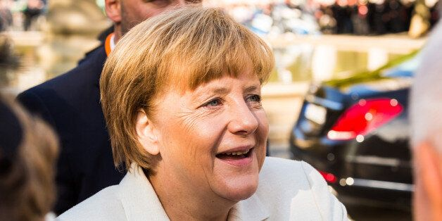 Boring? Hardly. Brits Can Learn A Lot From Angela Merkel's Communication
