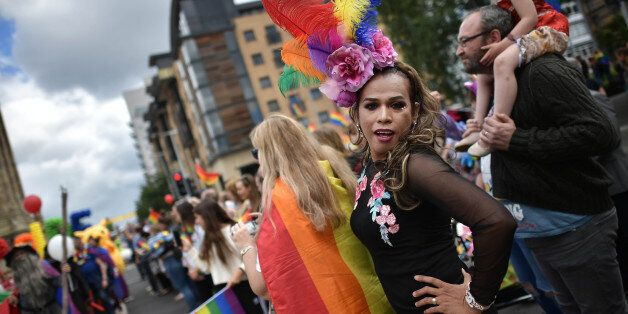 Pride Is A Protest - And A Celebration Of How Far We've