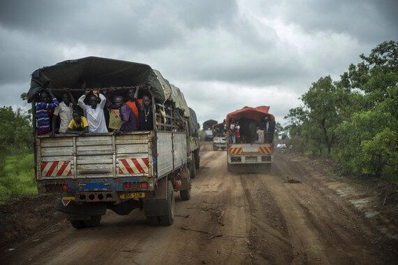 Remembering Alice: Refugees in Uganda Then And