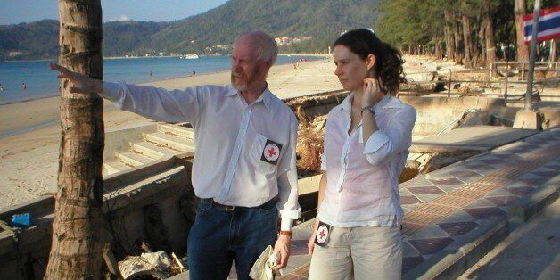 My Toughest Day As An Aid Worker? The Boxing Day