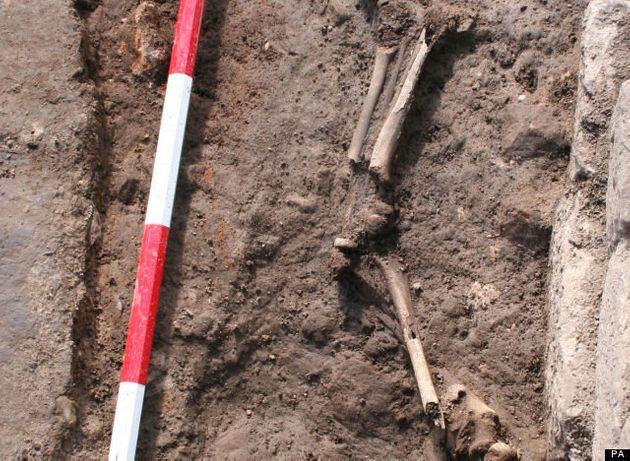 Ancient Roman Remains Hint At 2,000-Year-Old Child Slave