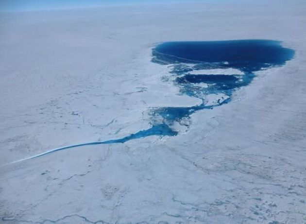 Rapid Melting Of Greenland's Ice Sheet Boosts Concern Over Rising Sea Levels
