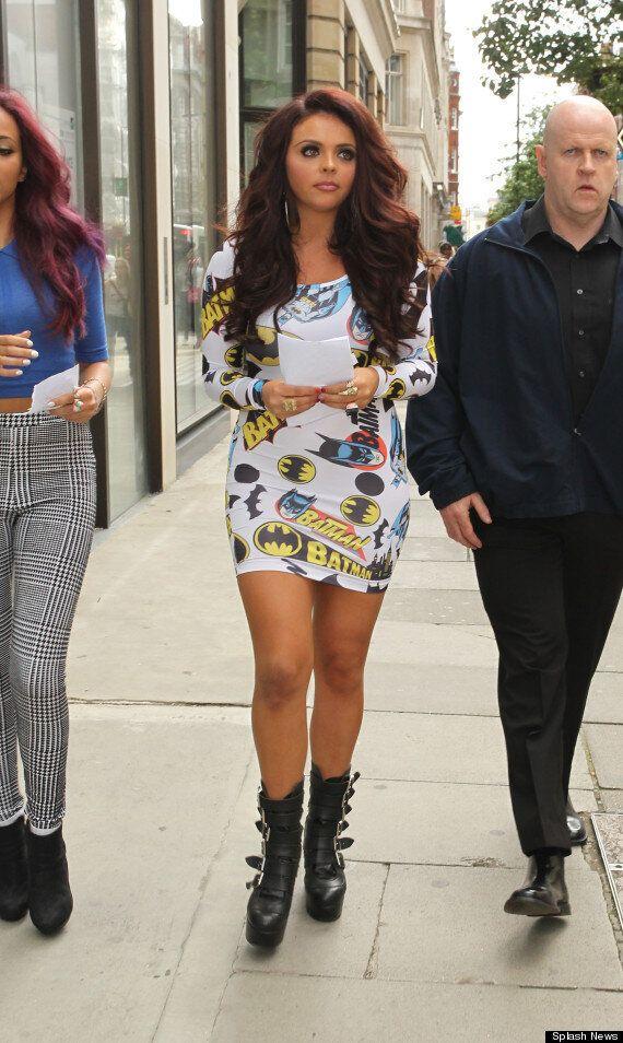 Little Mix Raid Cheryl Cole's Wardrobe For Radio 1 Visit