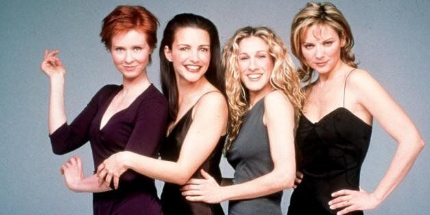 Why Are We So Shocked That The SATC Cast Weren't Friends? Women Shouldn't Be Expected To Like Each