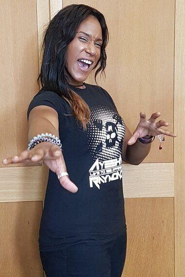 Royal Ramblings Meets Ayesha Raymond On The Road to the WWE Mae Young