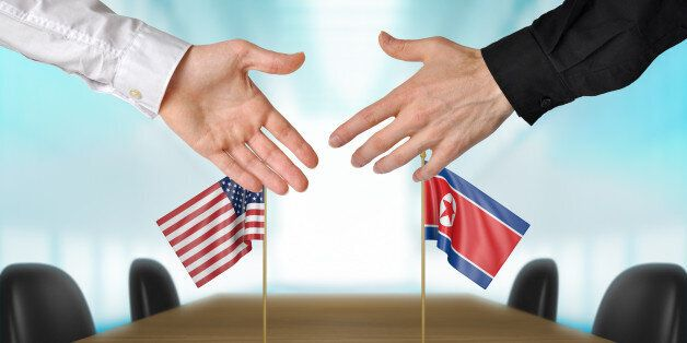 A Bluster Of Words: Trump And Kim