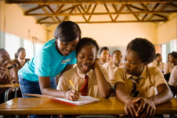 The Day Of The Girl Is A Reminder To Redouble Our Efforts To Keep Girls In School And Out Of Child