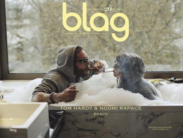 BLAG - The Longstanding, Revered, Cutting-Edge British Magazine Turns