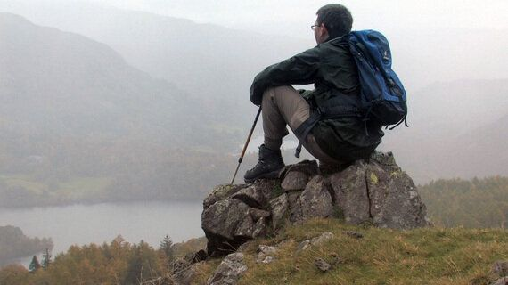 Walks Around Britain - Silver How and