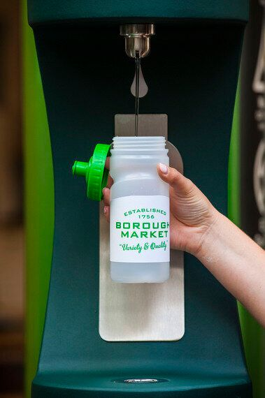 Borough Market Launches Water