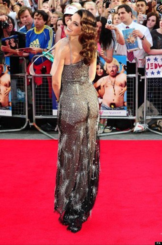Kelly Brook Reveals That Stripping Off For Keith Lemon Movie Was 'Horrendous', But She Did It... (Premiere