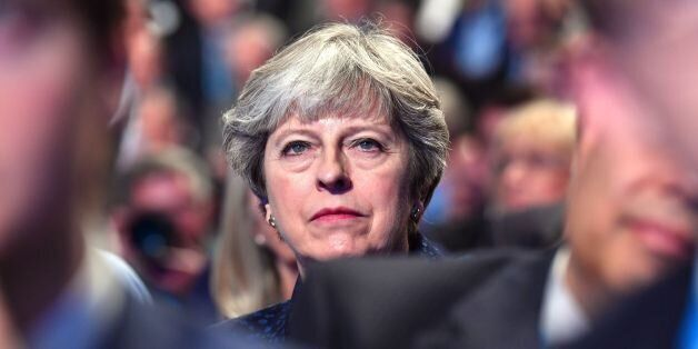 Party Conference Marks May's Last