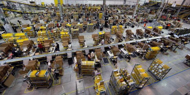 Amazon's Tax Crackdown Is The First Step To