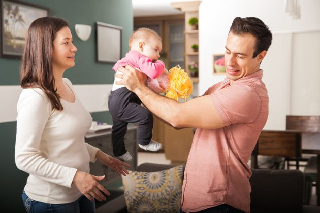 Adverts featuring harmful stereotypes - such as men struggling to change nappies - have been