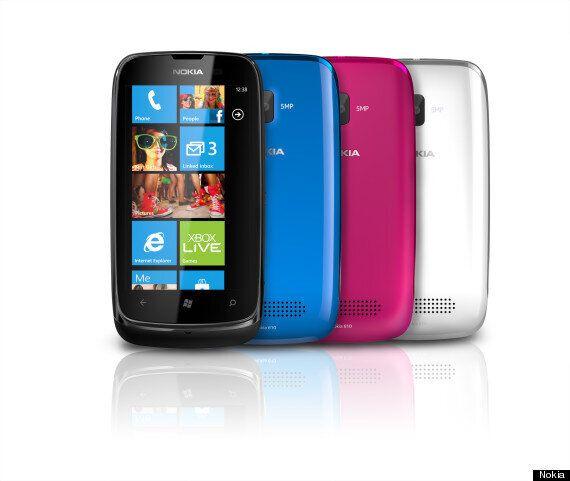 COMPETITION: Win A Windows Phone Nokia Lumia