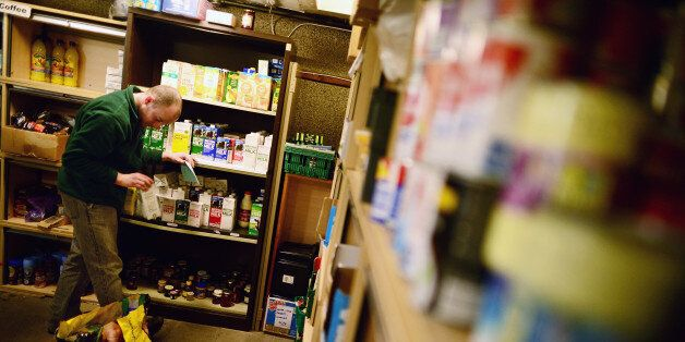 Foodbanks Cannot Fix Fundamental Flaws In Universal