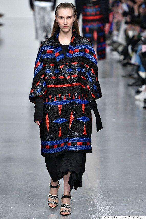 Teatum Jones Champions Diversity At London Fashion