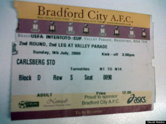 Bradford City 10 Years After Administration #1: Progress at Valley