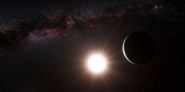 Our Last Hope: Inter-Stellar