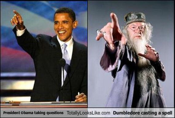 Petrificus Totalus! Could Magic Be The Answer To Donald