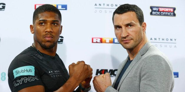 Joshua Can Signal New Era For Boxing With A Knockout Of