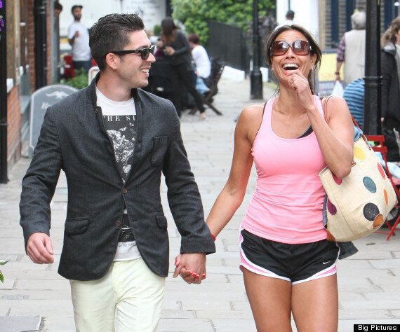 Melanie Sykes And Toyboy Jack Cockings Go Public After Raunchy Twitter Storm