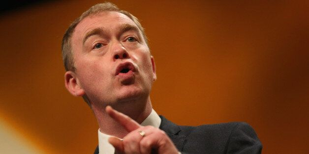Tim Farron Supports A Disestablished Church Of England - He Was A Monument To