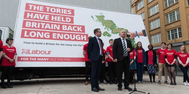 How Labour Rewrote General Election Campaign Ad