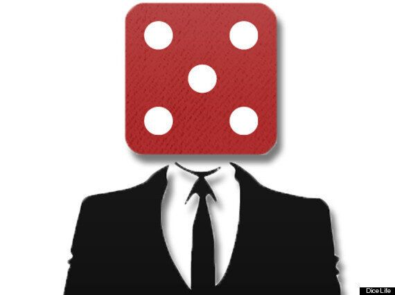 Being The Dice Man: What Happens When You Live Your Life By