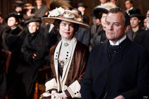 'Downton Abbey' Series 3: Hugh Bonneville And Elizabeth McGovern On Hyperventilating Fans And Shirley...