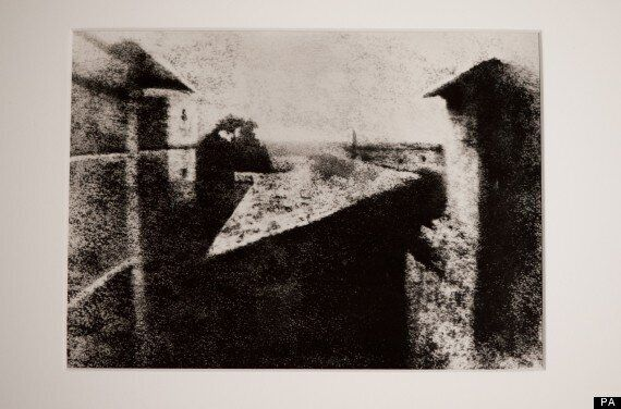 View From The Window At Le Gras, Oldest Photograph In The World, Goes On Display In