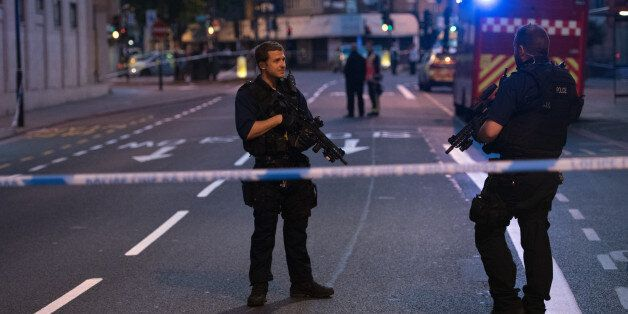Finsbury Park Is No More Or Less A Terrorist Attack Than Manchester, London Bridge And