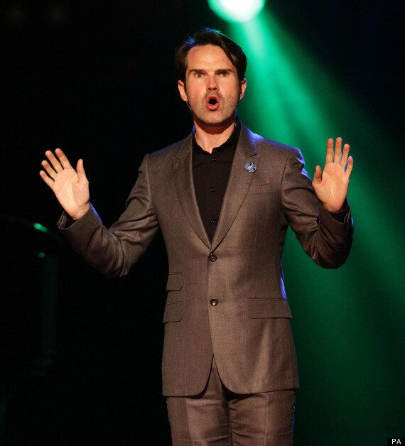 Jimmy Carr Speaks Out On Tax: 'I Pay All I Have To, Not A Penny