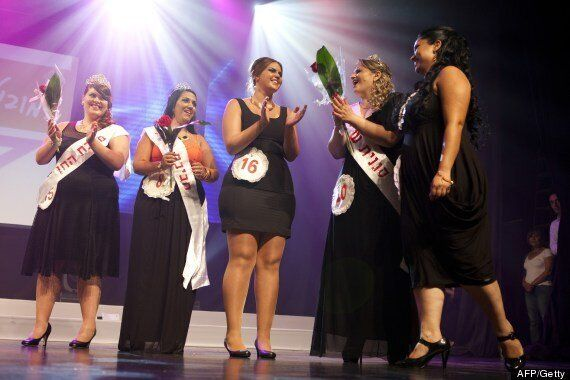 Miss Large Israel: 'Fat And Beautiful' Beauty Pageant For Women Weighing Over 176lbs (PICTURES,