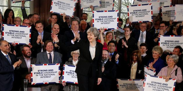 A Snap General Election Is A Cynical Distraction From The Major Issues Facing