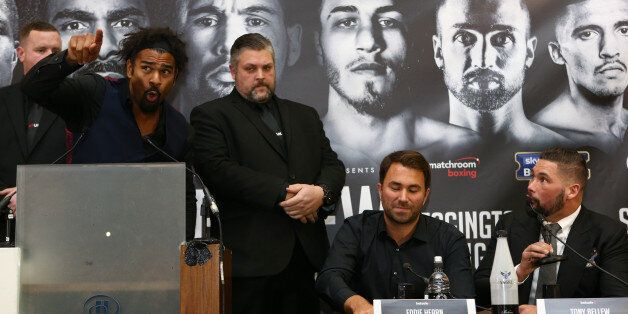 Let Us Hope We Are Talking About Bellew Vs Haye For The Right