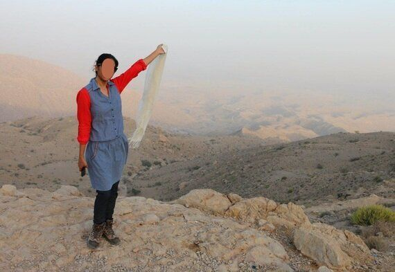 I Cycled To Iran And Found A Warm, Hospitable Country - But Women's Rights Has A Long Way To