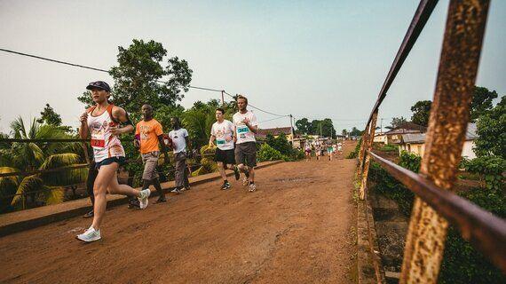 Why Scottish Nurse Pauline Cafferkey's Trip To Sierra Leone Is So Vital For The Ebola Orphans Still Living...