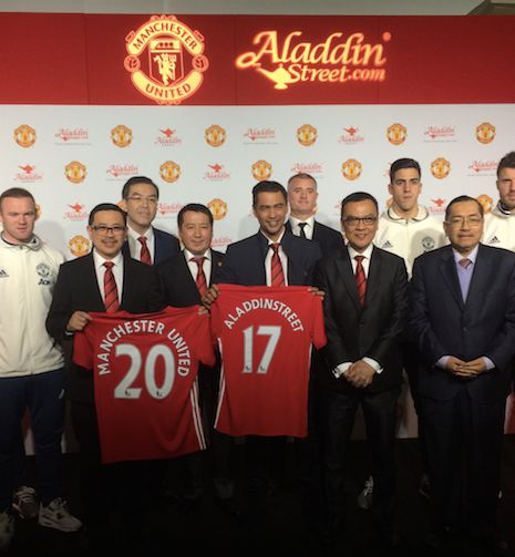 Manchester United Announce Deal With Halal Online Shopping