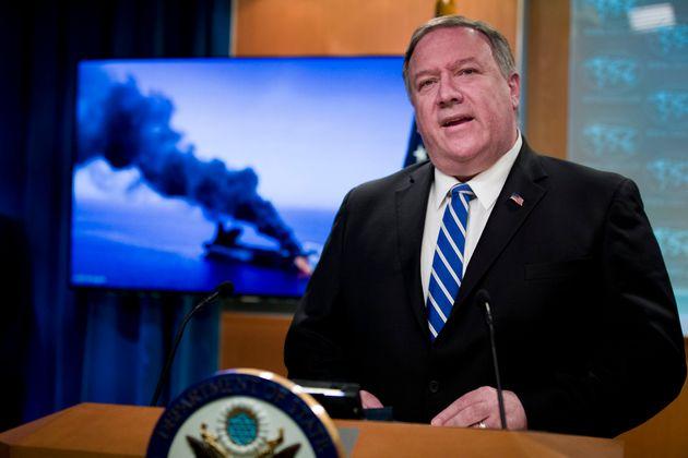 ΗΠΑ: Με βίντεο-ντοκουμέντο κατηγορούν το Ιράν ότι αφαίρεσε νάρκη από