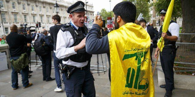 Hezbollah Is A Terror Group - Those Flying Their Flag Are Laughing In The Face Of Our