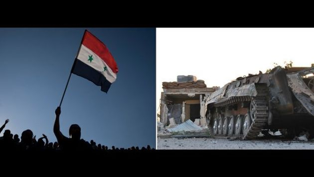 The West Should Not Support Syrian