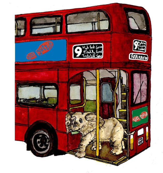 Step Outside Guides: Lions, Loos and London on the