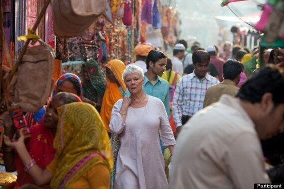 EXCLUSIVE FEATURETTE: Bill Nighy, Dame Judi Dench, Dame Maggie Smith In 'The Best Exotic Marigold Hotel'