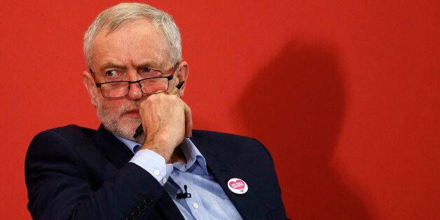 Corbyn Was Never The