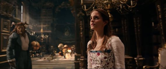 Emma Watson Addresses 'Beauty And The Beast' Stockholm Syndrome