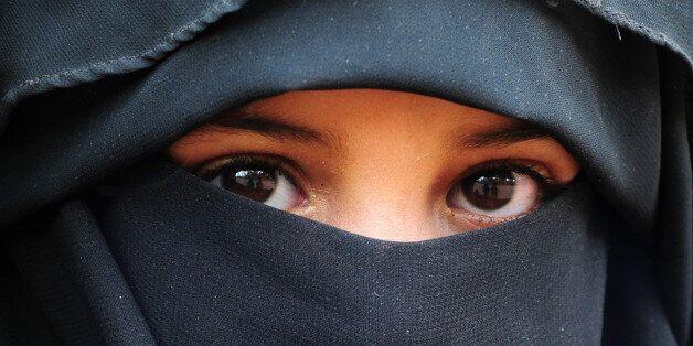 Burka Ban Or The Start Of A UK Muslim