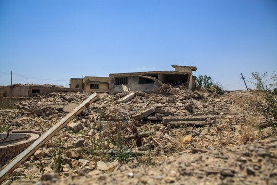 Mosul: A Graveyard For Iraq's