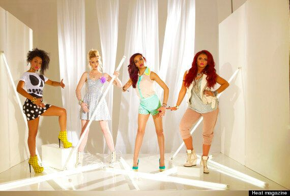 Little Mix Open Up About Body Issues As They Land Own Style