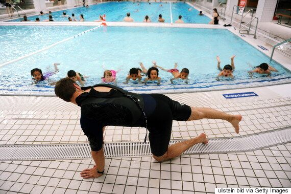Why That 'Clean Swimming Pool' Smell Is Actually Bad For Your